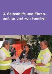 3. Teilbericht: Ehrenamt und Selbsthilfe - Stadt Coburg