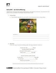 Schnuffel – der Schnuffelsong - COERLL