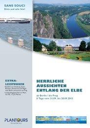 HERRLICHE AUSSICHTEN ENTLANG DER ELBE - Columbus-Essen