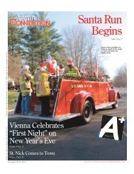 Santa Run Begins - The Connection Newspapers
