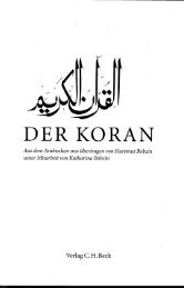 DER KORAN - Commonweb
