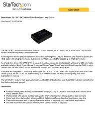 "Standalone 2.5 / 3.5"" SATA Hard Drive Duplicator and Eraser ..."