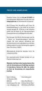 SPRINT DIALOG - BDB München - Seite 6