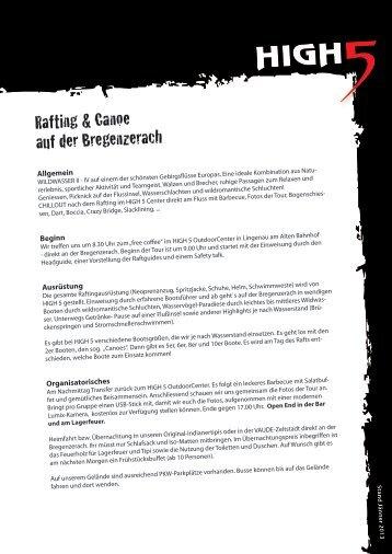 Informationen (PDF) - High 5