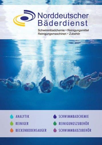 Imagebroschüre - Norddeutscher Bäderdienst