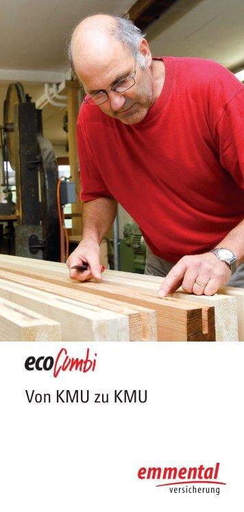 Prospekt ecoCombi - Emmental Versicherung