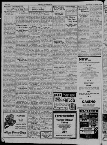 Daily Iowan (Iowa City, Iowa), 1933-11-29 - The Daily Iowan Historic ...