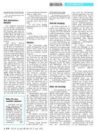 Deutsches Ärzteblatt 1992: A-1190