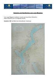 Seekarte und Handbücher vom Lago Maggiore - Yachtsport-Resort