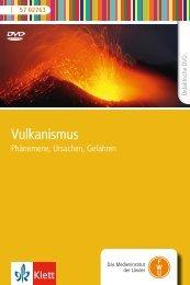 Vulkanismus - FWU