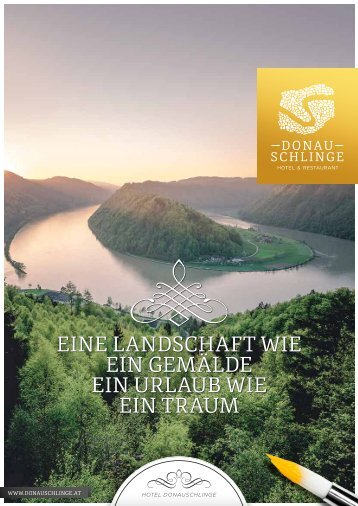 Die Donauschlinge - Download brochures from Austria