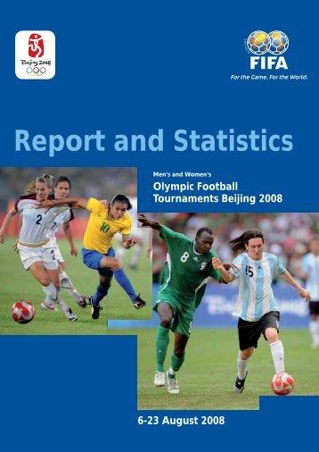 Report and Statistics - FIFA.com