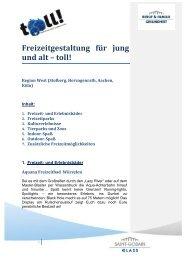 Tipps Aachen, Stolberg, Herzogenrath und Köln - Saint-Gobain Glass