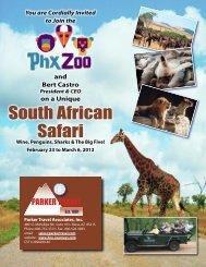 PHOENIX ZOO – SOUTH AFRICA - Splendid Safaris