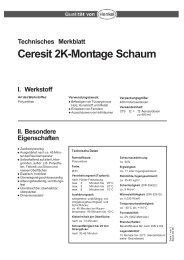 Assil 2K-Schaum - Henkel