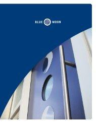 Image-Broschüre - BLUE MOON CC Gmbh