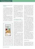 Forschung und Praxis - Deutsche Leberhilfe eV - Seite 6