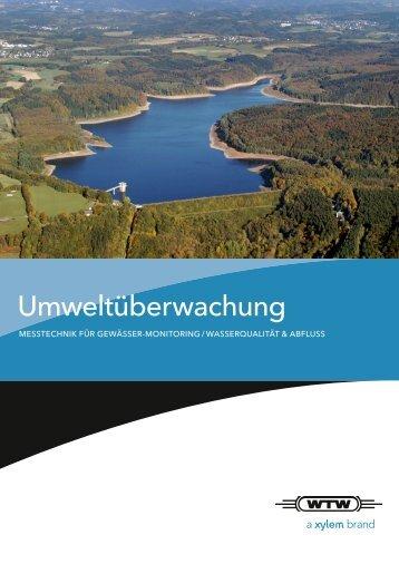 Umweltüberwachung - WTW