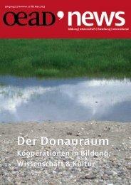 oead.news Nr. 88/2013 - Österreichischer Austauschdienst