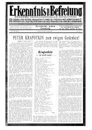 Erkenntnis und Befreiung 03. Jg. - DIR