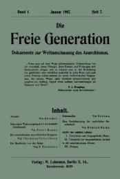 Die Freie Generation - DIR