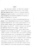some reactions of alloxan with amines a thesis presented for the ... - Page 3