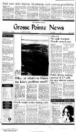 Who, or what's to blame for lake's problem smell? - Local History ...