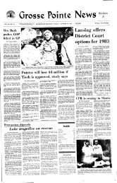ontions for 1983 Lansing offers District Court - Local History Archives