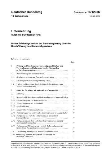 16/12956 - Deutscher Bundestag