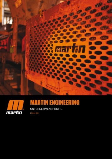 martin engineering unternemensprofil
