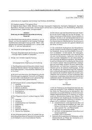 Thüringer Biosphärenreservatsverordnung Vessertal-Thüringer Wald