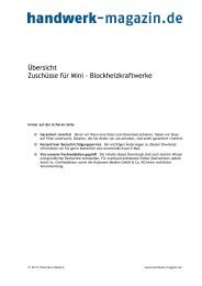 Download - Handwerk Magazin