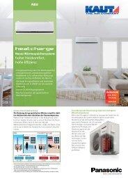 heatcharge Wärmespeichersystem - Alfred Kaut GmbH + Co.