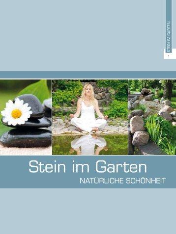Stein im Garten - Wehrmann Baustoffe und Baumarkt