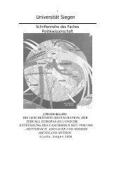Dokument 1.pdf (2.172 KB) - Universität Siegen