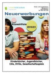 4.1 Erzählungen für Kinder bis 9 Jahre - Stadt Bayreuth