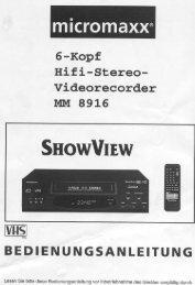 MM 8916 - Medion