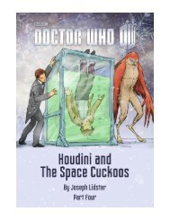 Download Houdini And The Space Cuckoos - Part 4 - BBC