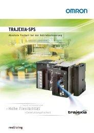 Trajexia-PLC Broschüre - Omron Europe
