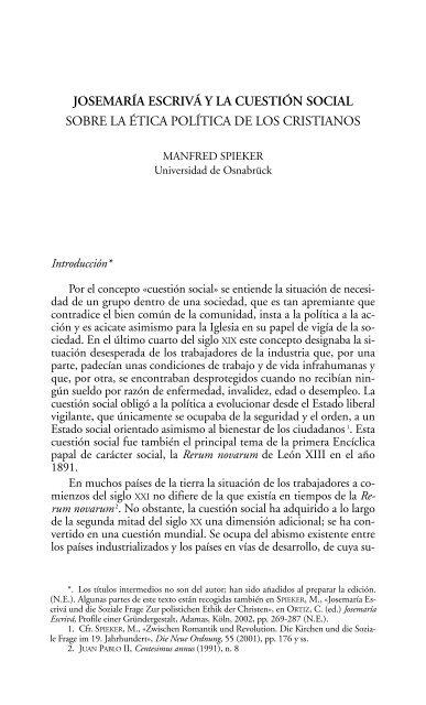 Spieker, M.pdf - Universidad de Navarra