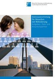 Beirat für Menschen mit Behinderung - Stadt Düsseldorf