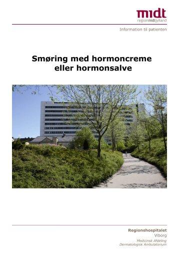 hormonsalve