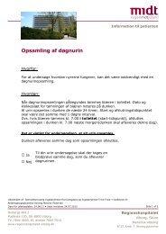 Microsoft Word - Opsamling af døgnurin.pdf - e-Dok