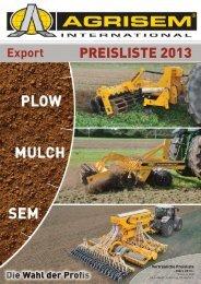 PREISLISTE 2013 - Kranich GmbH
