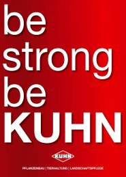 be strong be KUHN