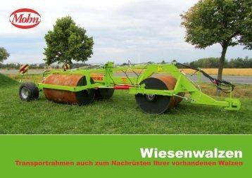 Wiesenwalzen - Mohn Manufaktur GmbH