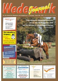 Sept/Okt 2010 - Wedemark Journal und Kulturjournal190