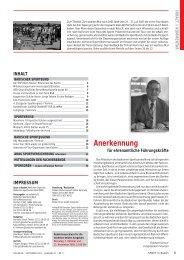 Anerkennung - Badischer Sportbund Nord ev