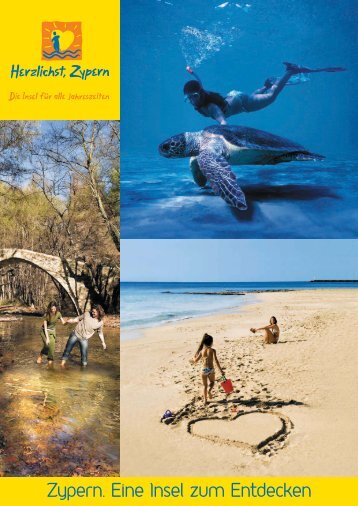 und Umgebung PDas Reich der Aphrodite - Cyprus Tourism ...