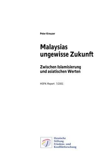 Malaysias ungewisse Zukunft - eDoc